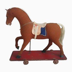 German Horse on Wheels, 1920s