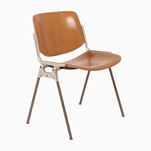 Italienischer Stuhl von Giancarlo Piretti für Castelli, 1960er