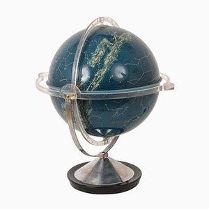 Globo astronómico italiano iluminado, años 60