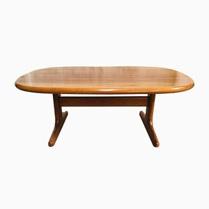 Mid-Century Coffee Table by Niels Bach for Glostrup