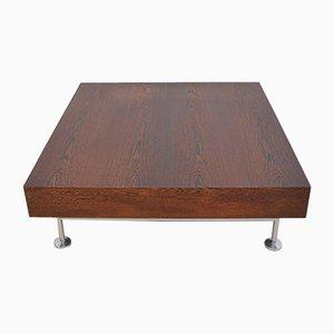 Table Basse en Wengé de Edra, 2000s