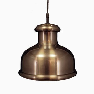 Danish Pendant Lamp from Holmegaard, 1970s