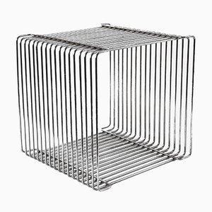Cube Pantonova Mid-Century en Métal par Verner Panton pour Fritz Hansen
