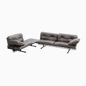 Modulares Vintage Ouverture Sofa von Pierluigi Cerri für Frau, 1989