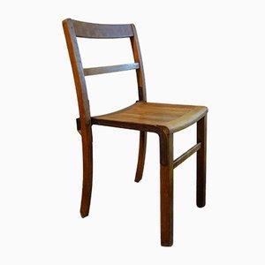 English Church Chair, 1950s