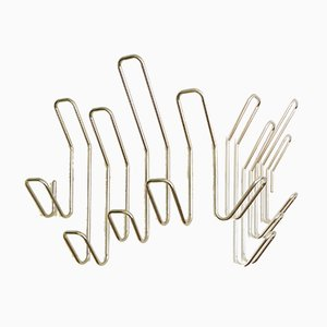 Wire Coat Racks by Tom Dixon, 2001, Set of 2