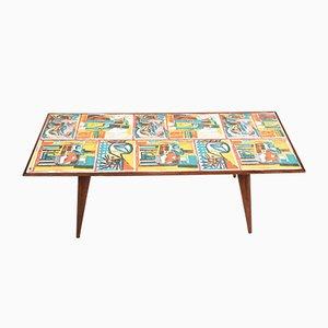 Table Basse par de Poli, 1950s
