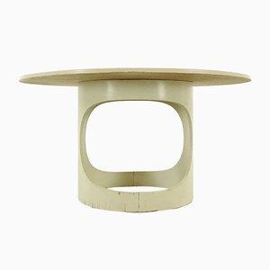 Tavolo da pranzo Pre-Pop di Arne Jacobsen per Asko, Finlandia, 1968