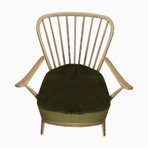 Blonde 477 Armchair by Lucian Ercolani for Ercol, 1960s