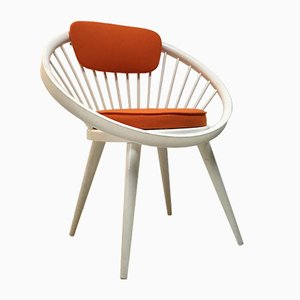 Circle Chair by Yngve Ekström, 1960s