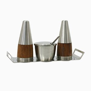 Spice Container Set from Stelton, 1960s