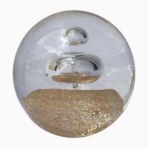 Pisapapeles italiano de cristal de Murano, años 70