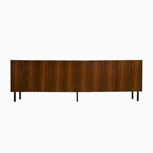 Mid-Century Minimalist Rosewood Sideboard, 1960s
