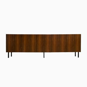 Minimalistisches Mid-Century Sideboard aus Palisander, 1960er