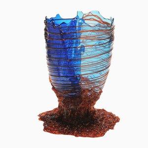 Spaghetti Extracolor Vase von Gaetano Pesce für Fish Design