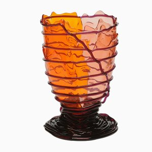 Pompitu II Extracolor Vase by Gaetano Pesce for Fish Design