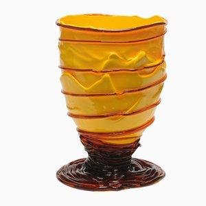 Vase Pompitu II par Gaetano Pesce pour Fish Design
