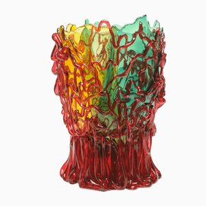 Medusa Extracolor Vase by Gaetano Pesce for Fish Design