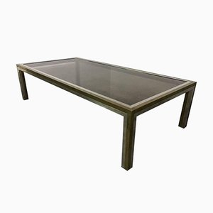 Large Coffee Table by Romeo Rega, 1970s