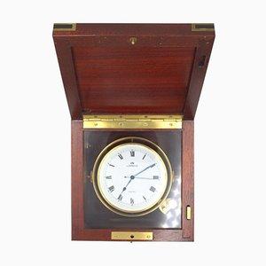 Reloj de mesa eléctrico marino de Lorenz, años 50