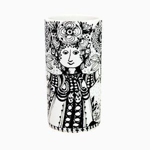 Vase par Bjørn Wiinblad pour Rosenthal, 1970s