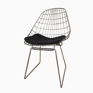 Mid-Century Model SM05 Chair by Cees Braakman and Adriaan Dekker for Pastoe