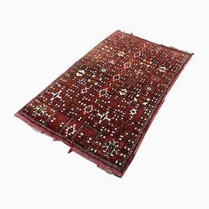 Vintage Berber Wollteppich, 1950er