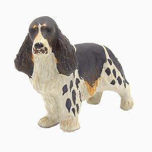 Bassetthund aus Porzellan von Maria Ericson für Jie Gantofta Sweden, 1980er