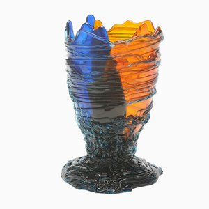 Spaghetti Extracolor Vase by Gaetano Pesce for Fish Design