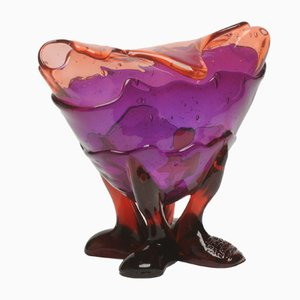 Fioca Extracolor Vase by Gaetano Pesce for Fish Design