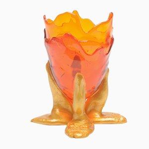 Vase Extracolor Transparent par Gaetano Pesce pour Fish Design