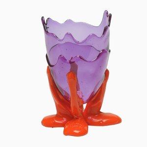Transparente Vase von Gaetano Pesce für Fish Design