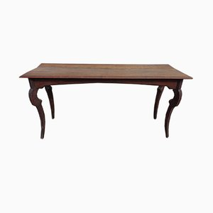 Antique Cherry Console