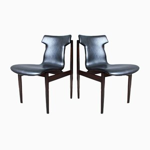 Ik Dining Chairs by Inger Klingenberg For Fristho, Set of 2