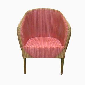 Vintage Lloyd Loom Armchair, 1950s