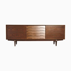 Mid-Century No. 65 Oak Sideboard from Skovby Mobler, 1960s
