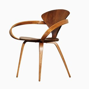 Pretzel Dining Chair by Norman Cherner for Plycraft, 1960s