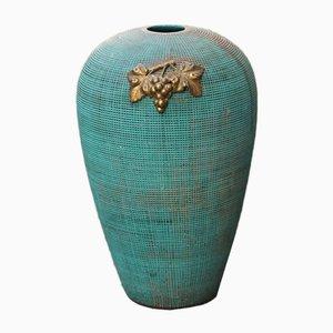 Art Deco Vase von Batignani, 1930er