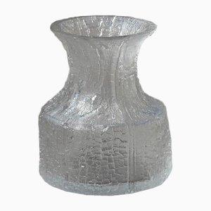 Jarrón de cristal de Murano de Timo Sarpaneva, años 60