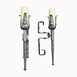 Lámpara de pared italiana Mid-Century, años 60