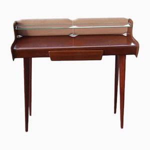 Mahogany Console Table from Dassi, 1950s