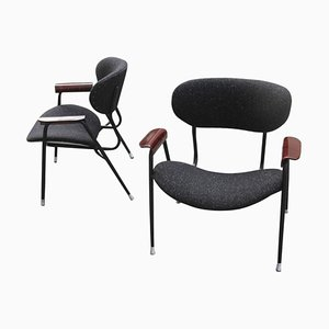 Mid-Century Armchairs by Gastone Rinaldi for RIMA Design, 1950s, Set of 2