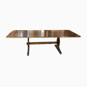 Tavolo da pranzo in abete di Ercol, anni '70