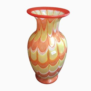 Murano Glass Vase from Mazzucato, 1960s