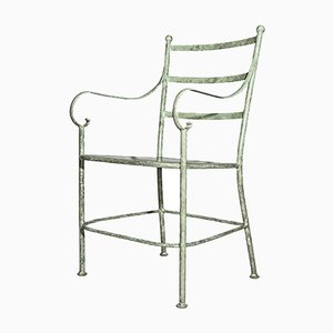 Iron Nina Armchair from Lispi&Co.