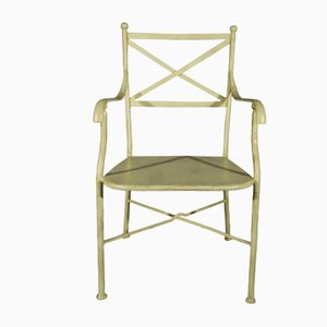 Iron Amelia Armchair from Lispi&Co.