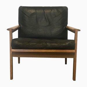 Dänischer Capella Chair von Illum Wikkelsø für Niels Eilersen, 1960er
