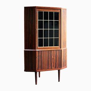 Vintage Danish Corner Cabinet from Midtjydsk Mobelfabrik