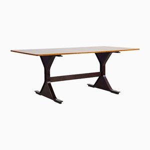 Table de Salle à Manger Modèle 522 par Gianfranco Frattini pour Bernini, 1960s