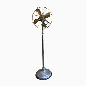 Industrial Standing Fan from Emco, 1920s